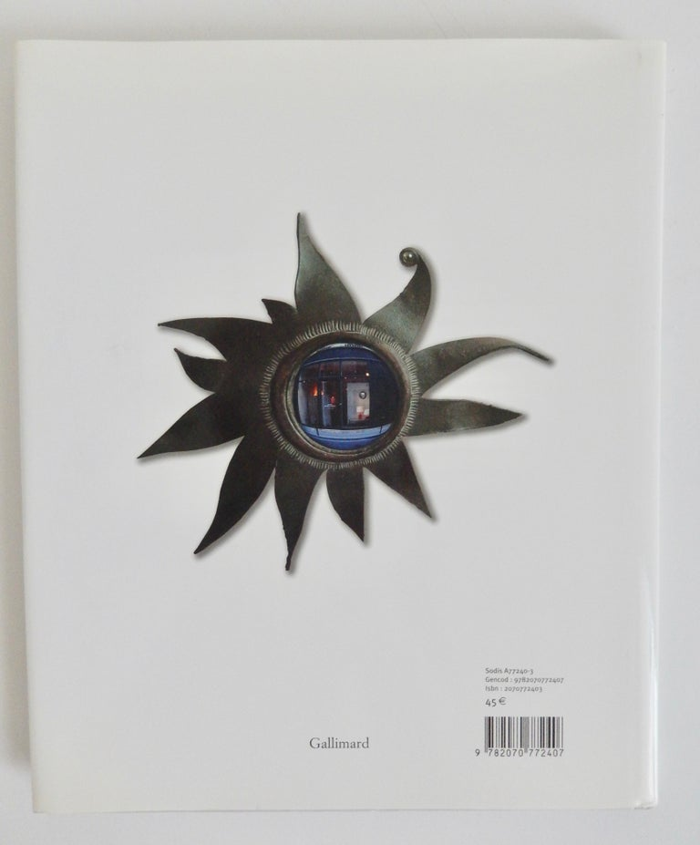 A limited edition reference book by the French journalist and publisher, Patrick Mauries, that focuses on the mirrors of Line Vautrin. It was published in conjunction with an exhibition in 2004 of her mirrors at the Galerie Chastel Marechal in