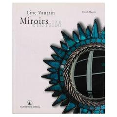 """""""Line Vautrin - Miroirs"""" Book"""