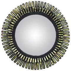 "Line Vautrin ""Romain"" Mirror, circa 1960"