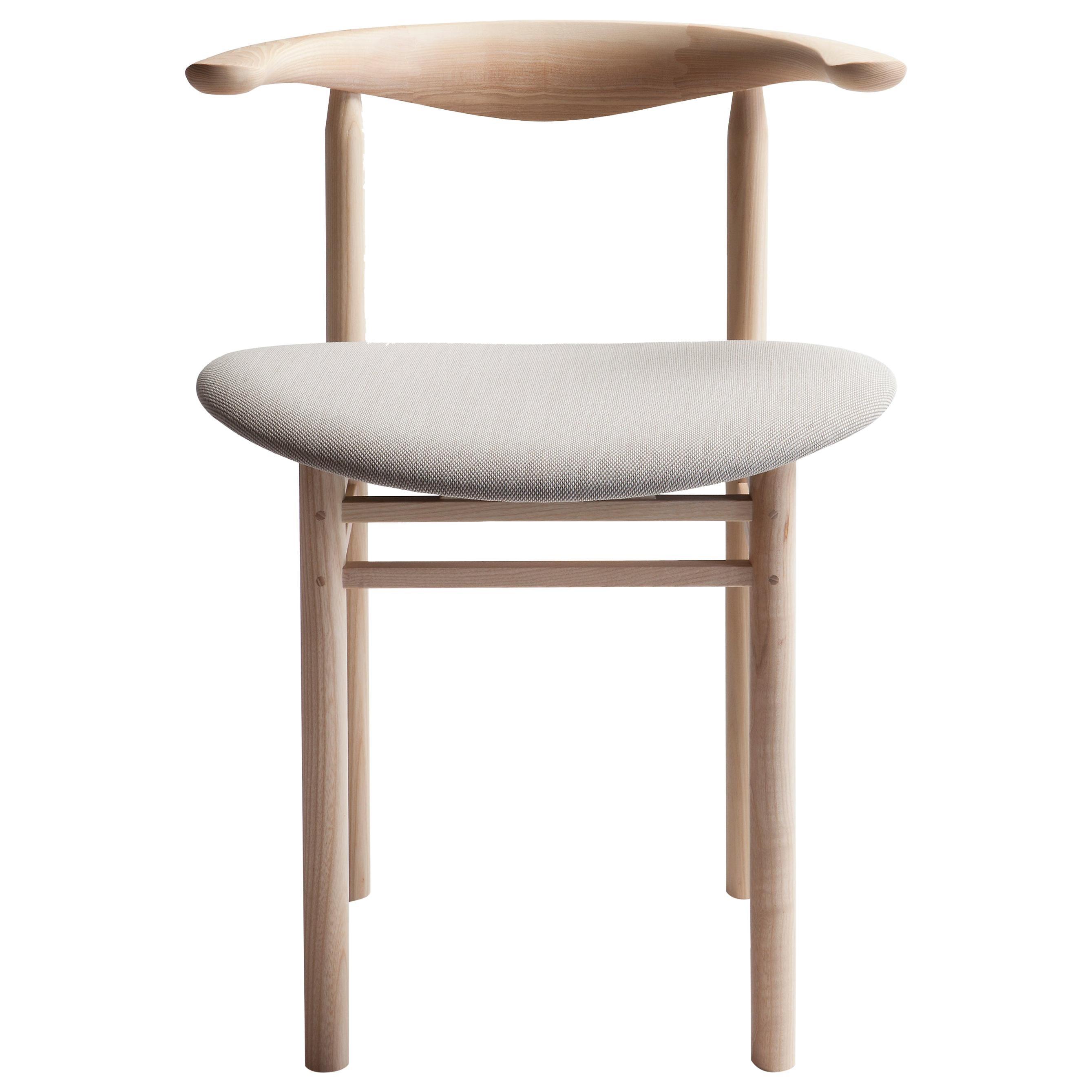 Linea RMT3 Chair in Ash by Rudi Merz
