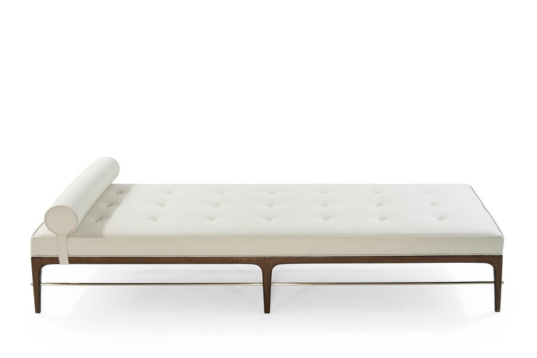 Mid-Century Modern Linear Daybed by Stamford Modern For Sale