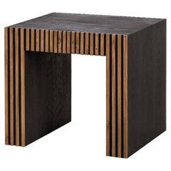 Lines Oak Side Table
