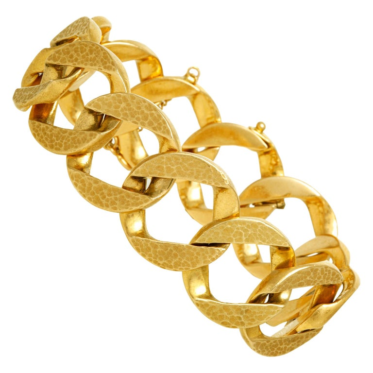 Link Bracelet For Sale