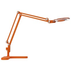 Link Mittelgroße Tischlampe in Orange von Pablo Designs