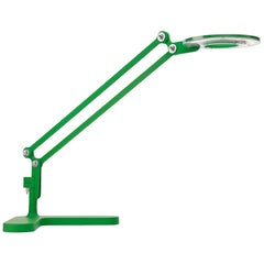Link Small Table Lamp in Green by Pablo Designs