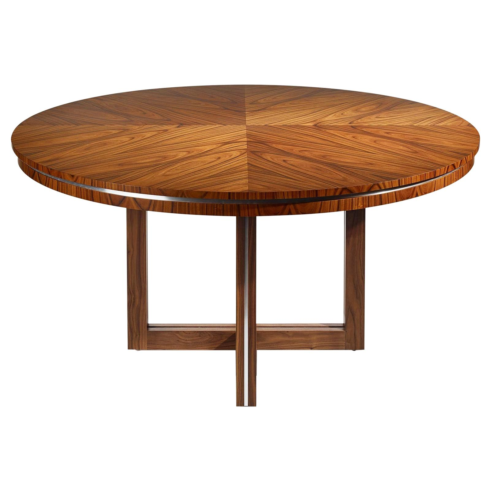 Linley Helix Circular Dining Table