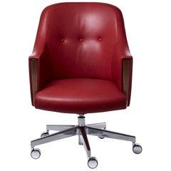 Linley Riviera Buttoned Desk Chair