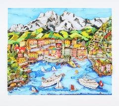 Lugano (Switzerland, James Rizzi)