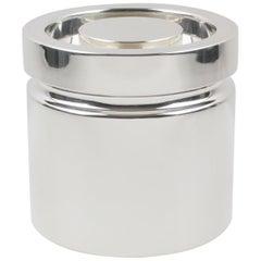 Lino Sabattini Silver Plate Ice Bucket