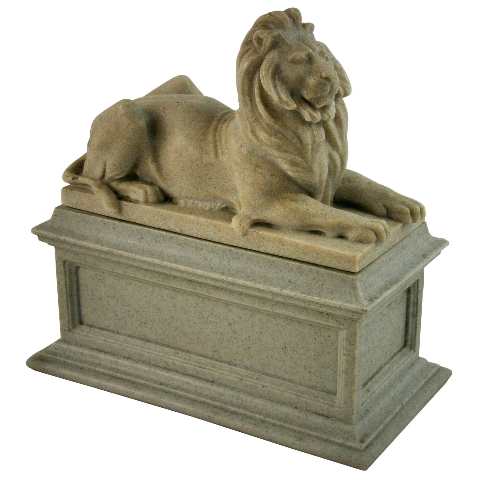 Lion of Venice Sculpture