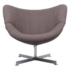 Lip Chair by Rudolf Wolf for Rohe Noordwolde from the 1960s