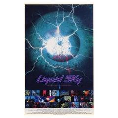 Liquid Sky R2000 Japanese B1 Film Poster