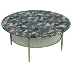 Lira Coffee Table with Terrazzo, Contemporary Mexican Design
