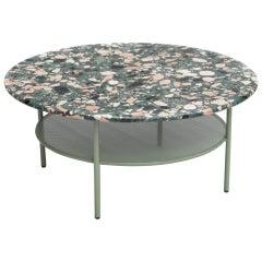 Lira Coffee Table with Terrazzo, Contemporary Mexican Design