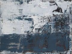 A Blue Horizon, Painting, Acrylic on Canvas