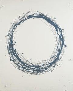 A Nest, Painting, Acrylic on Canvas