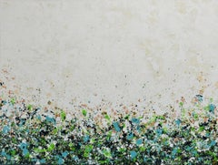 Herbage, Abstract Painting