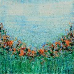 Morning Glory, Painting, Acrylic on Canvas
