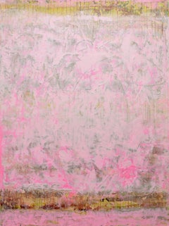 Opera Rose, Painting, Acrylic on Wood Panel