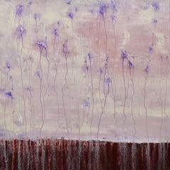 Terra 02, Painting, Acrylic on Wood Panel