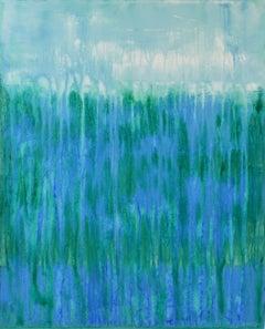 Wetland, Painting, Acrylic on Canvas