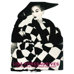 """Lisa Fonssagrives, Three Decades of Classic Fashion Photography """"Book"""""""