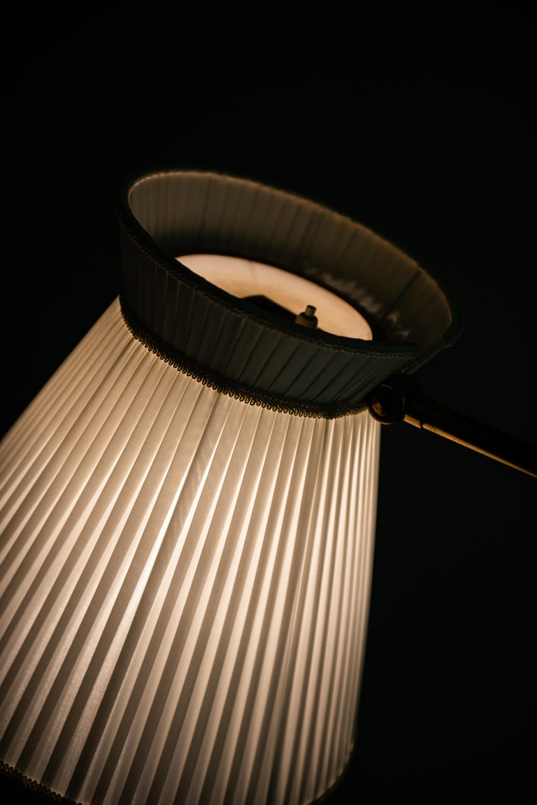 Lisa Johansson-Pape Floor Lamp by Orno in Finland For Sale 2