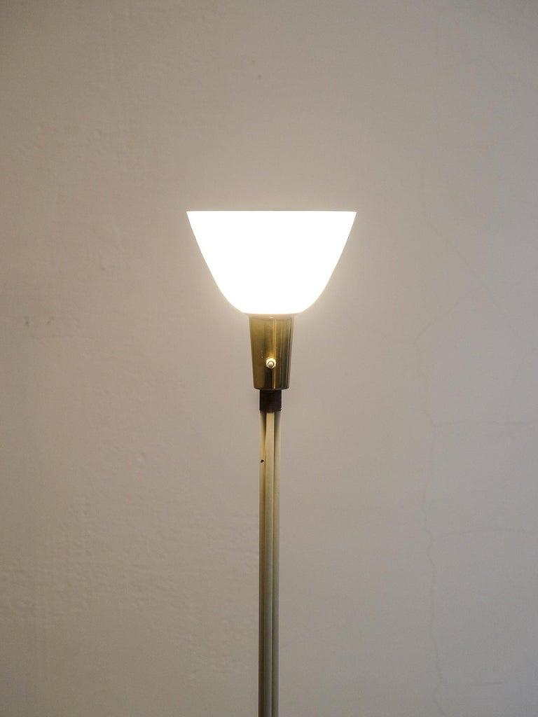 Lisa Johansson-Pape Model '30-058' Floor Lamp for Orno, Finland, 1950s 3