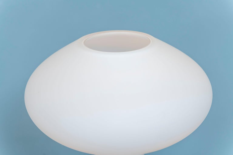 Mid-20th Century Lisa Johansson-Pape Opaque Glass Lamp For Sale