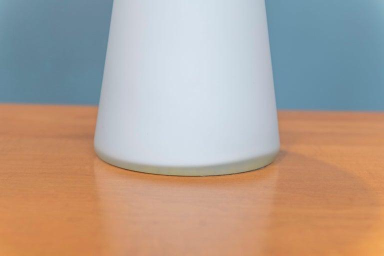 Lisa Johansson-Pape Opaque Glass Lamp For Sale 1