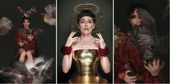 Mnemosyne Series, Triptych