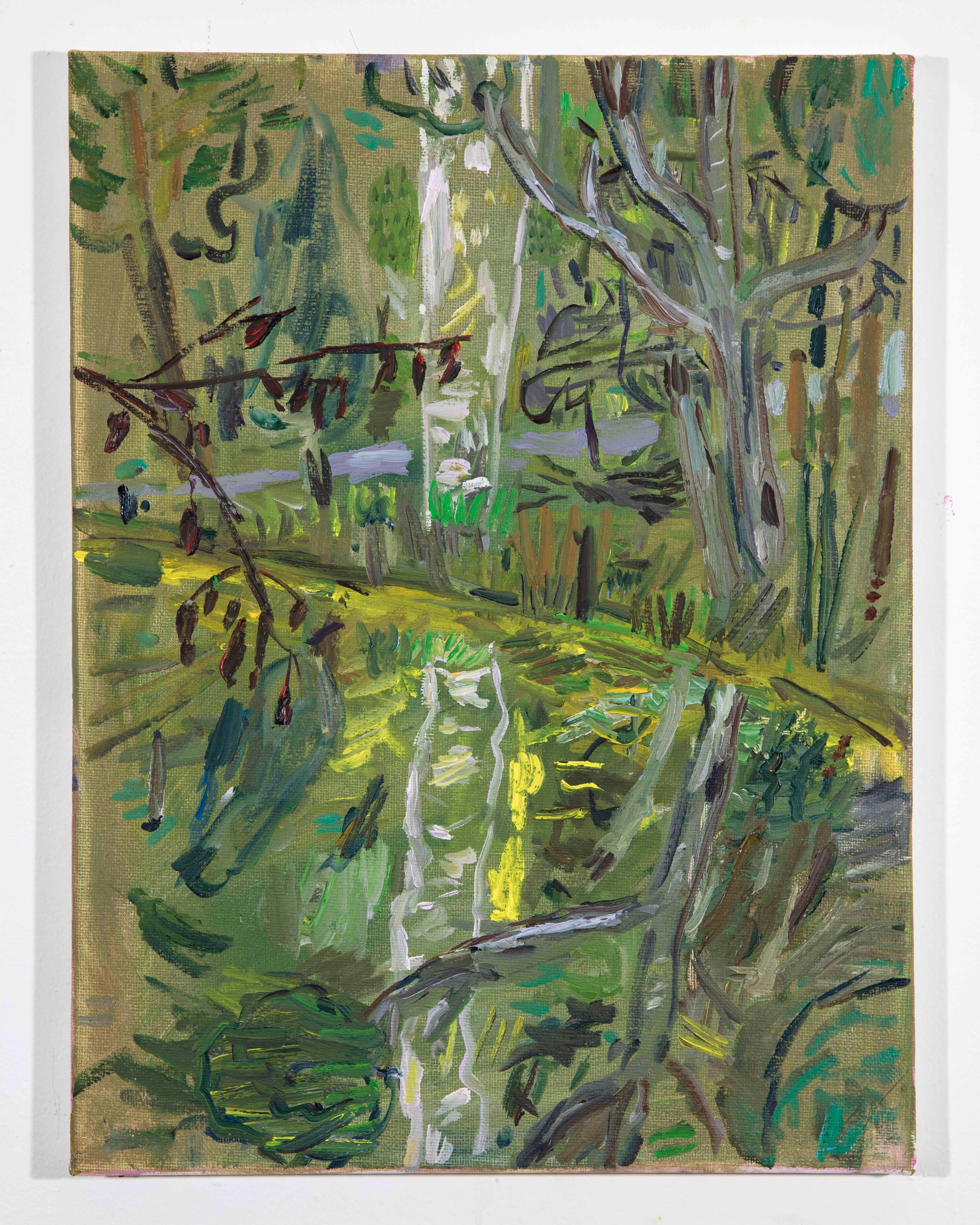 Landscape Color Study 10