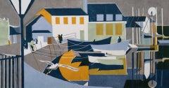 Lisa Takahashi, Memories of Padstow, Art of Cornwall, Affordable Art