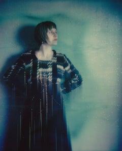 Falling Stars - Contemporary, Woman, Polaroid, Interior