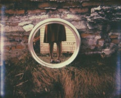 Gem Way - Contemporary, Woman, Polaroid, Figurative, Color, 21st