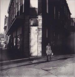 Sundown - Contemporary, Figurative, Woman, Polaroid, 21st Century