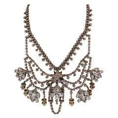 LisaC Crystal swarovsky necklace