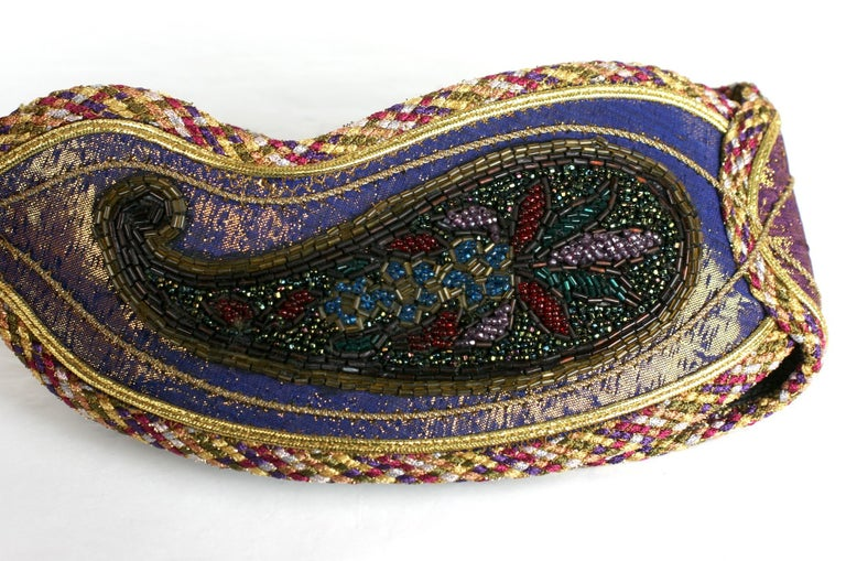 Lisandro Sarasola Extravagant Pieced Belt For Sale 1