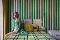 Green Peignoir
