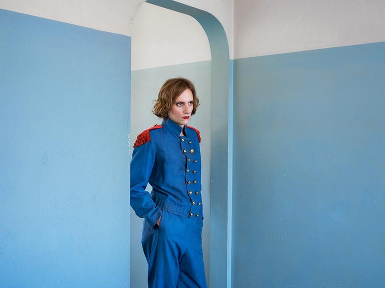 Lissa Rivera Color Photograph - Uniform