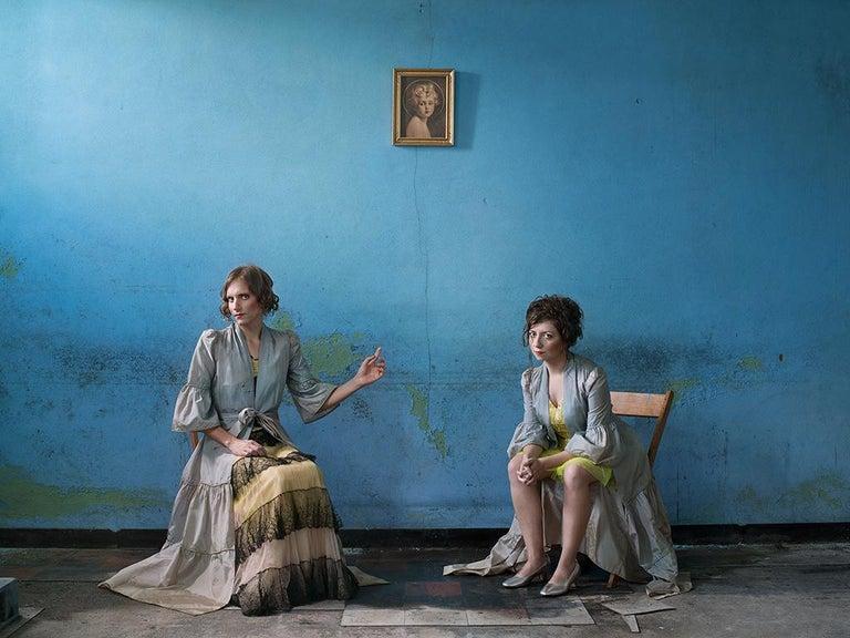 Lissa Rivera Color Photograph - Votive Portrait (Prayer Closet)