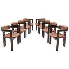 Listing for Amanda: Augusto Savini Set of #12 'Pamplona' Chairs