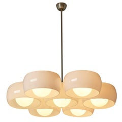 Listing for KNS: Vico Magistretti for Artemide Chandelier 'Eptaclinio'