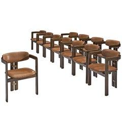 Listing for W. P. : Augusto Savini #12 'Pamplona' Chairs