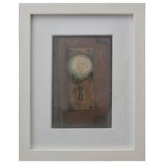 Lithograph of Antique Doorknob