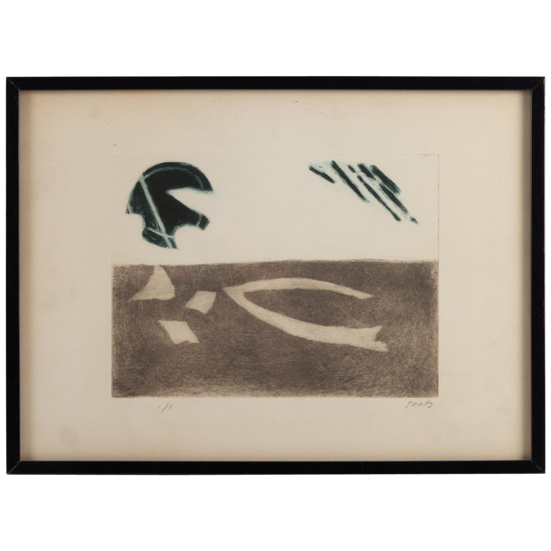 Lithography by Henri Goetz
