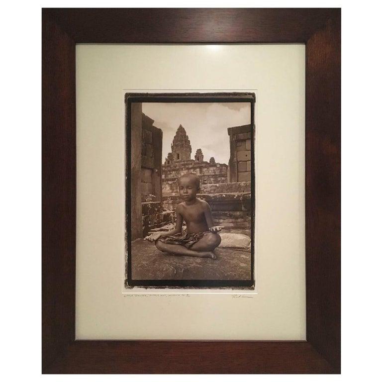 Little Buddha, Archival Pigment Print, 1998 For Sale