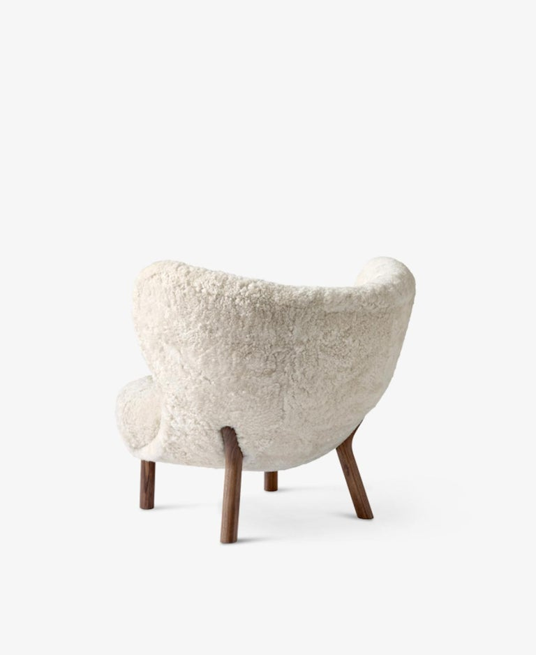 Initially introduced back in 1938, Little Petra won instant praise at the Copenhagen Cabinetmakers Guild Exhibition, subsequently winning awards at exhibits in New York and Berlin. It's one of just a few designs by architect Viggo Boesen, who became