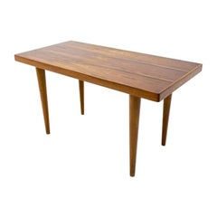 Little Rosewood Coffee Table, Scandinavian Modern, 1970s