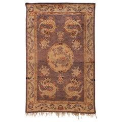 Little Silk China Carpet